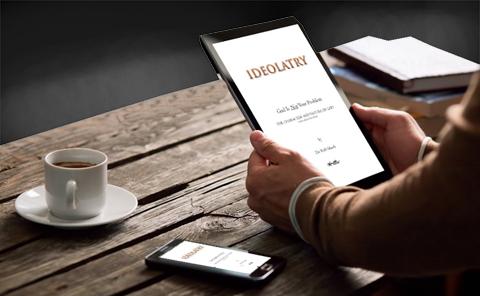 Ideolatry <br> the E-Book